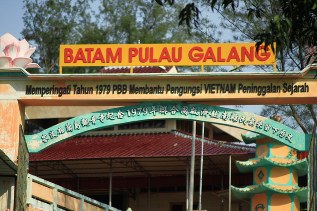 Image result for galang camp