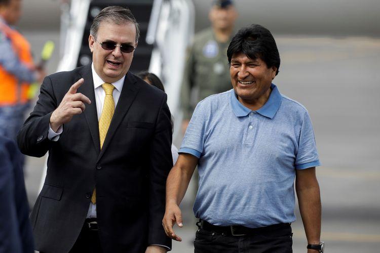 Kepala Mantan Presiden Bolivia Di hargai Rp.703 juta