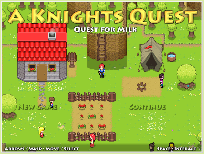 a knights quest for milk - 655×495