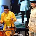 Gubsu Bernyanyi Bersama Ribuan Pengunjung di Pesta Rakyat Sumut