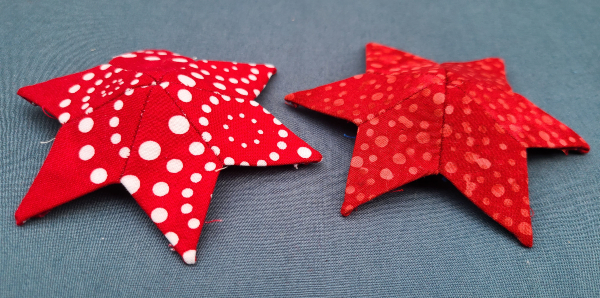EPP star ornament tutorial | DevotedQuilter.com