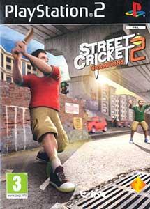 Street Cricket Champions 2 PS2 ISO (PAL) (MG-MF)