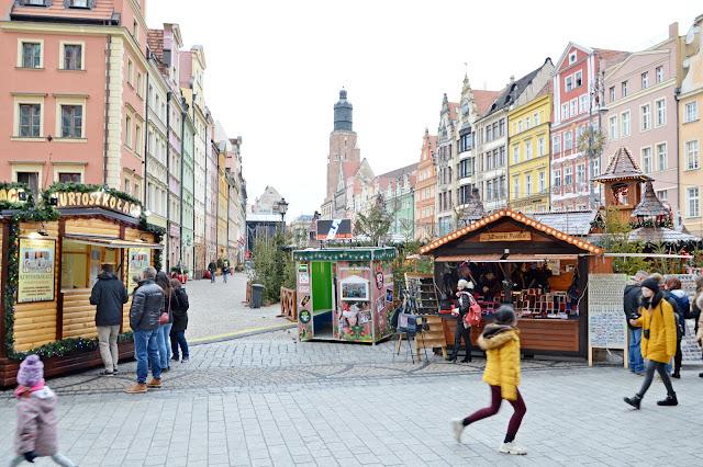 Comer en Polonia