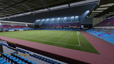 PES 2021 Stadium Turf Moor