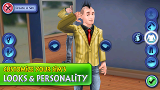 The Sims 3 (MOD, unlimited money) APK+Data