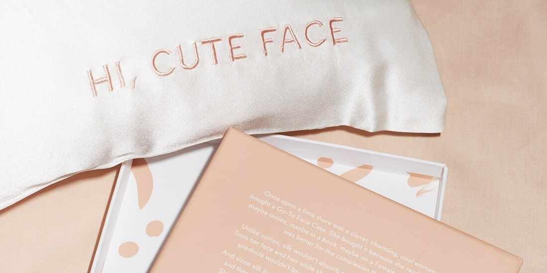 Go-To Face Case Silk Pillowcase