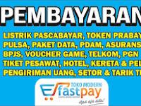 Download Spanduk Fastpay Terbaru Format CDR