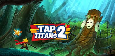 Download Tap Titans 2 Mod (Infinite Money) v2.6.6 Offline