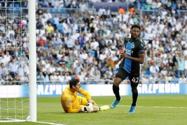 Zidane blasts Real Madrid after Super Eagles star nets twice