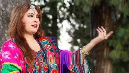 New Pashto Songs 2016 Khoob Sta Pa Sangal Salma Naz Latest Music Video