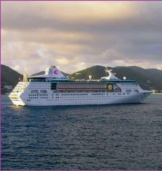 Cordelia cruises, first ship, Empress of the seas