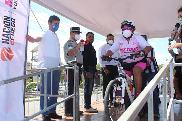 Comienza el MZ Tour de Ciclismo con un contrarreloj en Progreso
