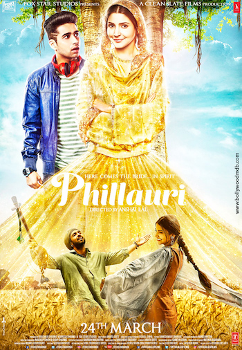 Phillauri 2017 DVDScr x264 Hindi 700MB