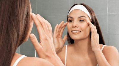 Bài tập massage mặt đúng cách cho mẹ sau sinh