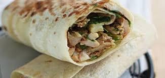 شاورما الدجاج السورية