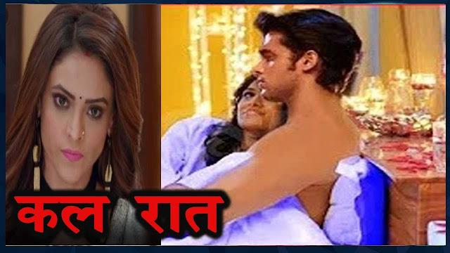 Big Twist : Anurag Prerna's romance in bedroom gets Komolika on top of fire in Kasauti Zindagi Ki 2