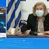 Πανδημία-εμβολιασμοί:Live ενημέρωση Θεοδωρίδου-Θεμιστοκλέους