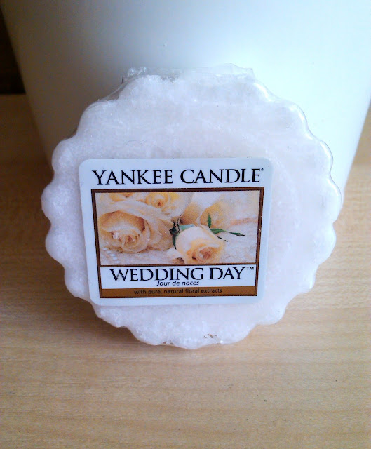 Yankee Candle, Wedding Day
