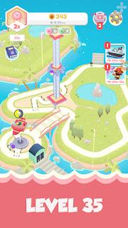 Theme Park Island apk mod