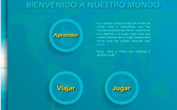 Juegos Educativos gratis de geografía para niños