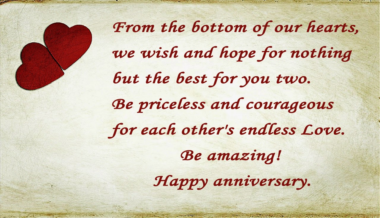 anniversary wishes for facebook - love & relationship