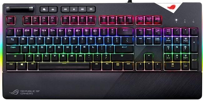 Asus ROG Strix Flare Mechanical Keyboard