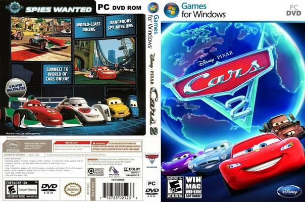 Download Apapun Gratis: Cars II: The video game
