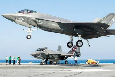 AS Resmi Coret Turki dari Program F35, Kenapa?