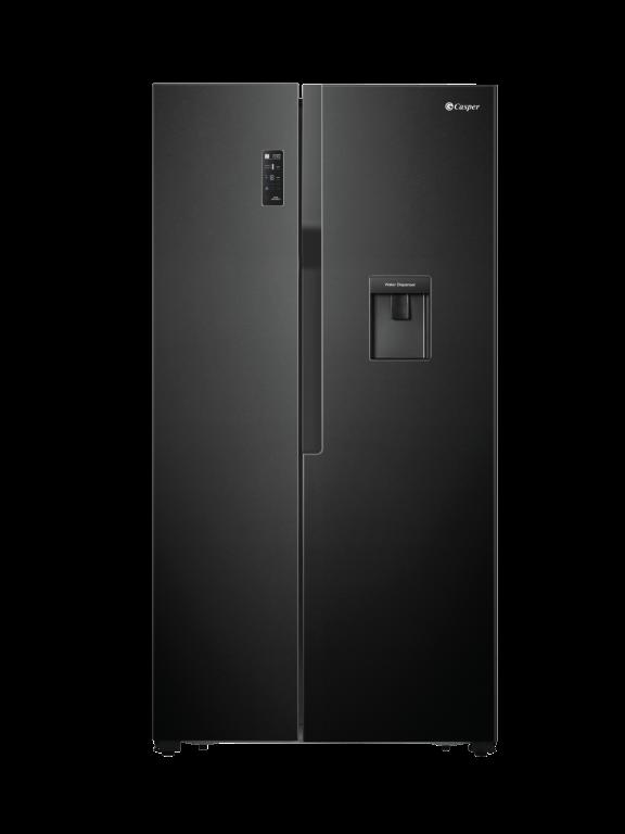 Tủ lạnh Side by Side Casper RS-575VBW dung tích 551 Lít   CASPER RS575VBW