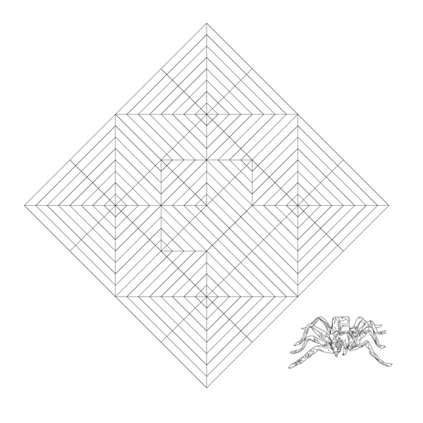 origami halloween com diagramas