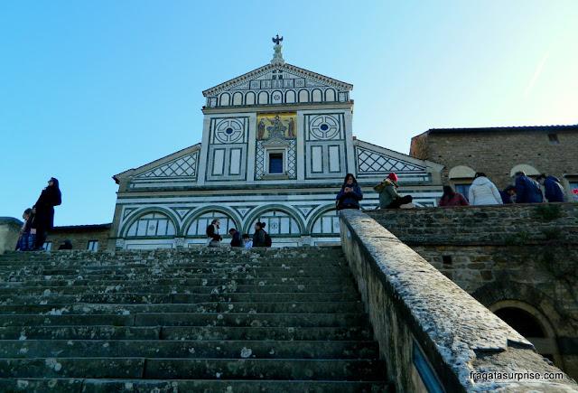 Igreja de San Miniato al Monte, Florença