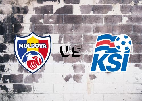 Moldavia vs Islandia  Resumen