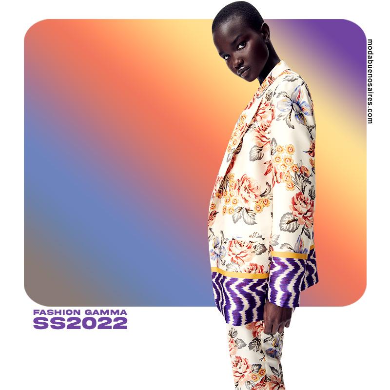 colores de moda ropa de mujer colores 2022