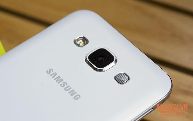 Camera của Samsung Galaxy E5