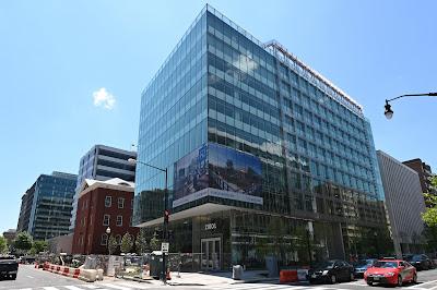 2100 L Street, NW, Washington DC, Akridge, Argos Group