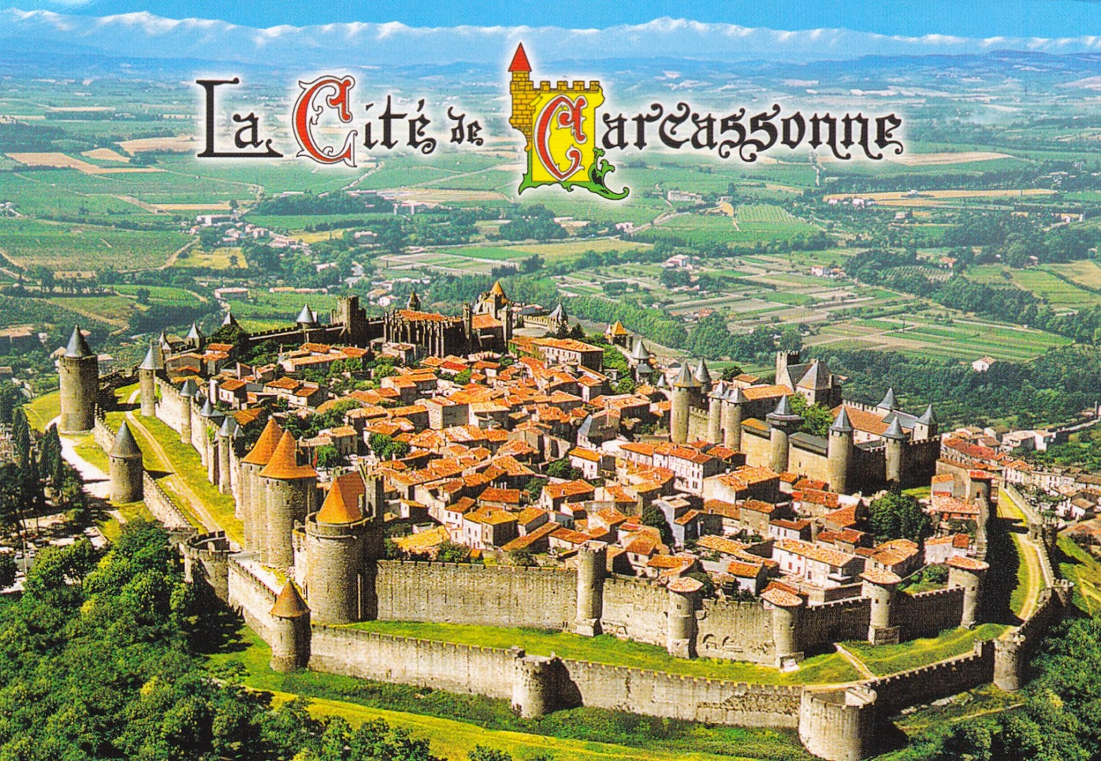 The Fortified Medieval Cities of France |Uzziahs Fortified Cities