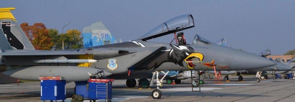 Україна адаптує військові аеродроми до стандартів НАТО