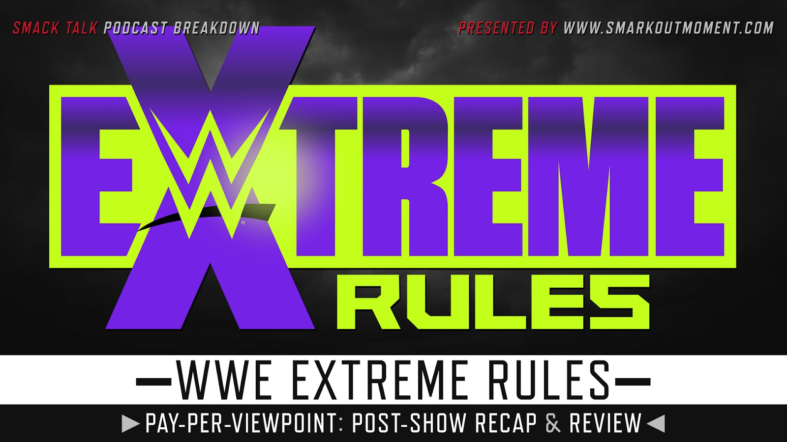 WWE Extreme Rules 2020 Recap and Review Podcast