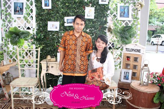 +0856-4020-3369 ; Jasa Photobooth Semarang ~Wedding Nisa Hasmi~