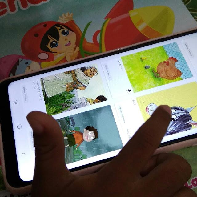 Cerita dongeng lets read