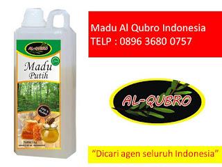 Jual Madu Al Qubro Putih 1KG, 0896 3680 0757, Grosir Madu Al Qubro Putih 1KG