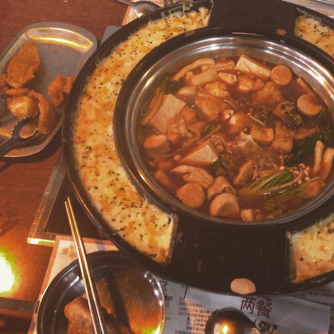 【台北東區】|『 兩餐 』 두끼 韓國年糕火鍋吃到飽-忠孝店  忠孝復興