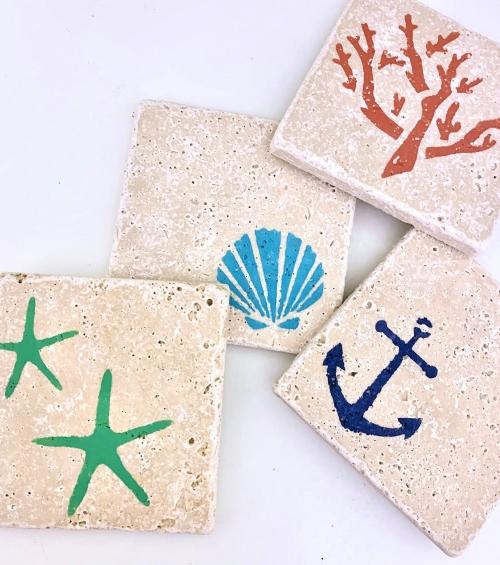 Coastal Coasters