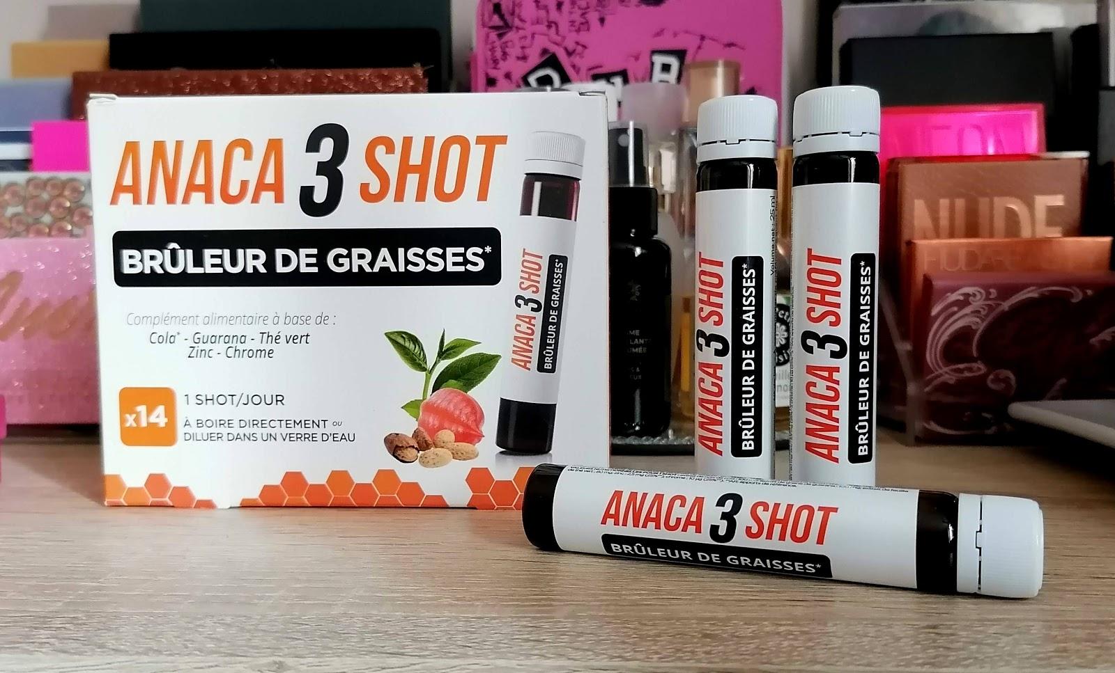 Découverte d'ANACA3 Shot Brûleur de graisse!
