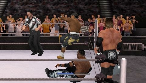 WWE SmackDown vs. RAW 2011 PPSSPP ISO