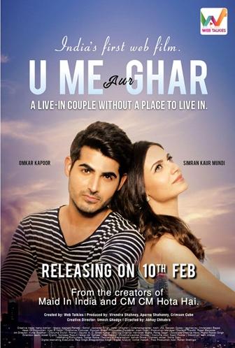 U Me Aur Ghar 2017 Hindi 720p HDRip 800MB
