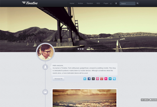 Tumblr Themes For Inspiration