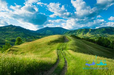 صور مناظر طبيعيه عن التلال