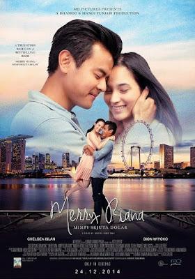 Film Merry Riana: Mimpi Sejuta Dolar (2014)