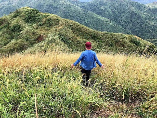 Mt. Ayaas Mascap Rodriguez Rizal